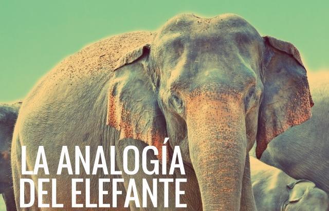 La analogía del elefante