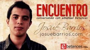 Mira la entrevista que me hizo Emanuel Betances