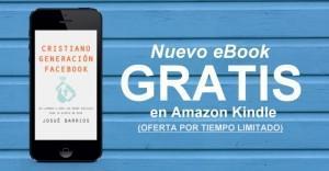 ¡Descarga GRATIS mi nuevo eBook en Kindle! (Oferta por tiempo limitado)