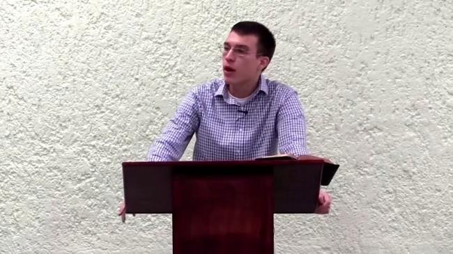 Entrevista al pastor Josef Urban