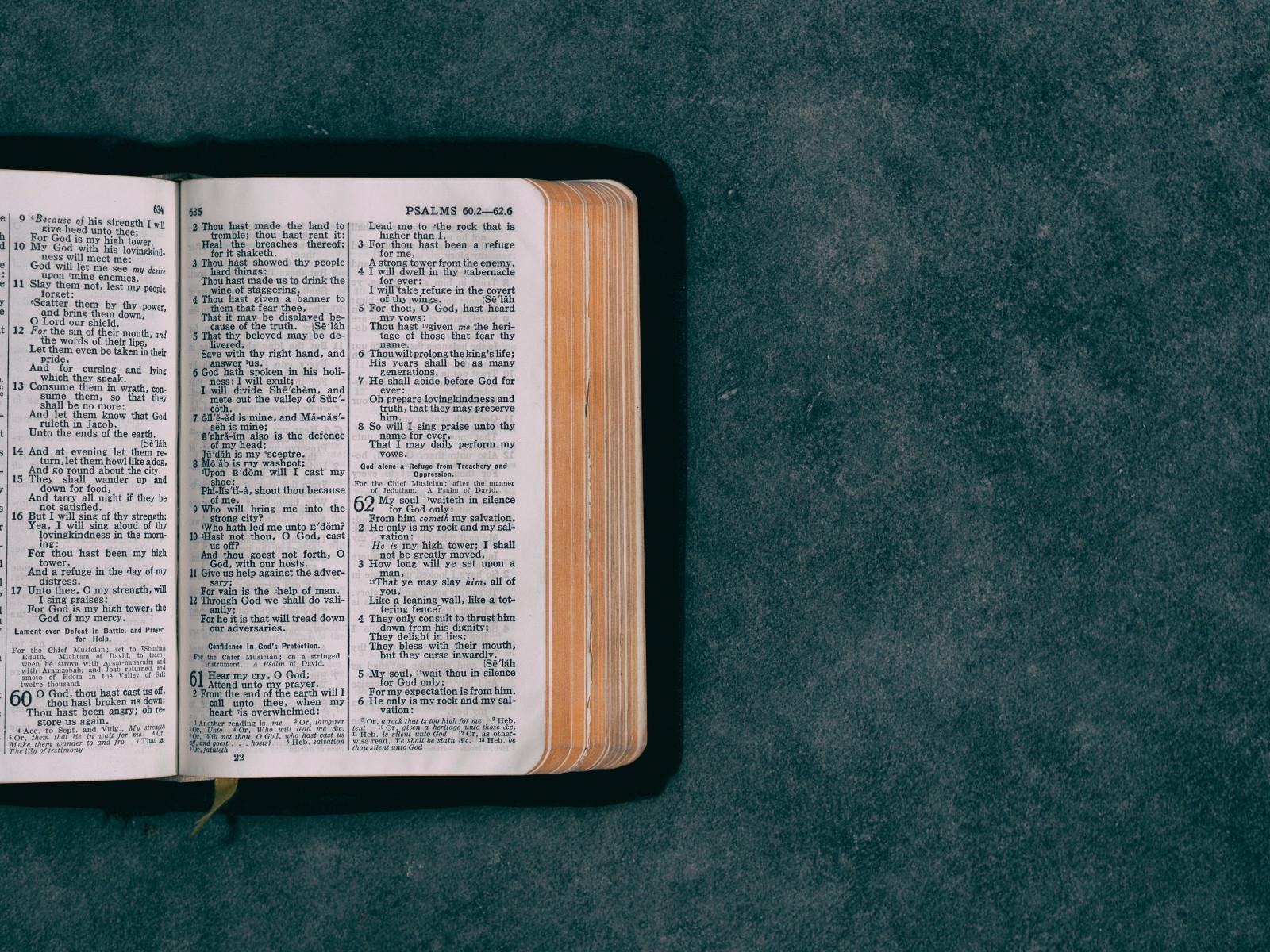 Cómo la memorización extendida de la Biblia impacta nuestras vidas