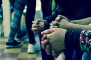 ¿Qué enseñas cuando oras en público?