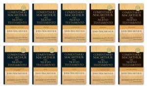 Comentario MacArthur del Nuevo Testamento (Recomendación)