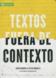 Textos fuera de contexto | Reseña