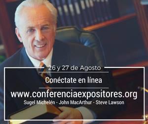 Mira en vivo la Conferencia Expositores