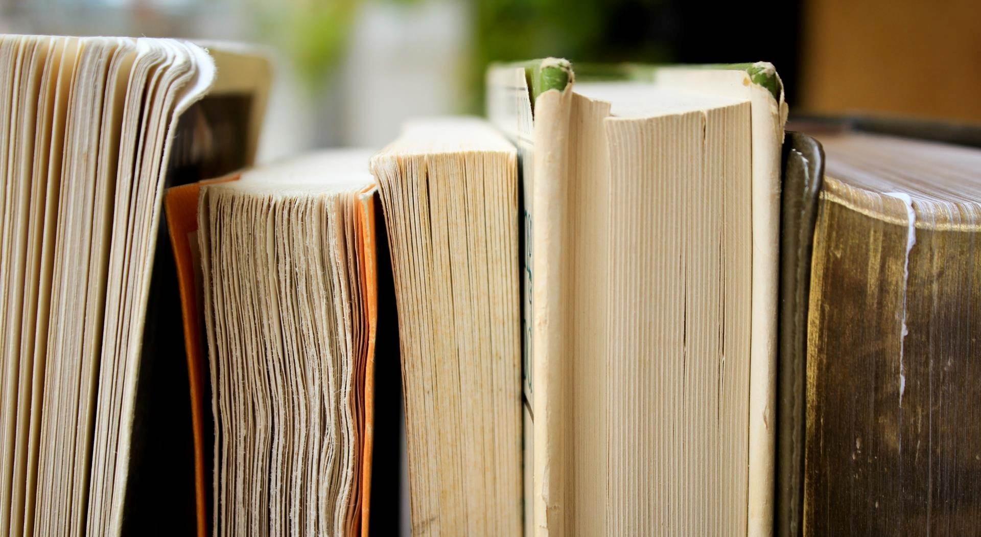4 libros que cambiaron mi vida