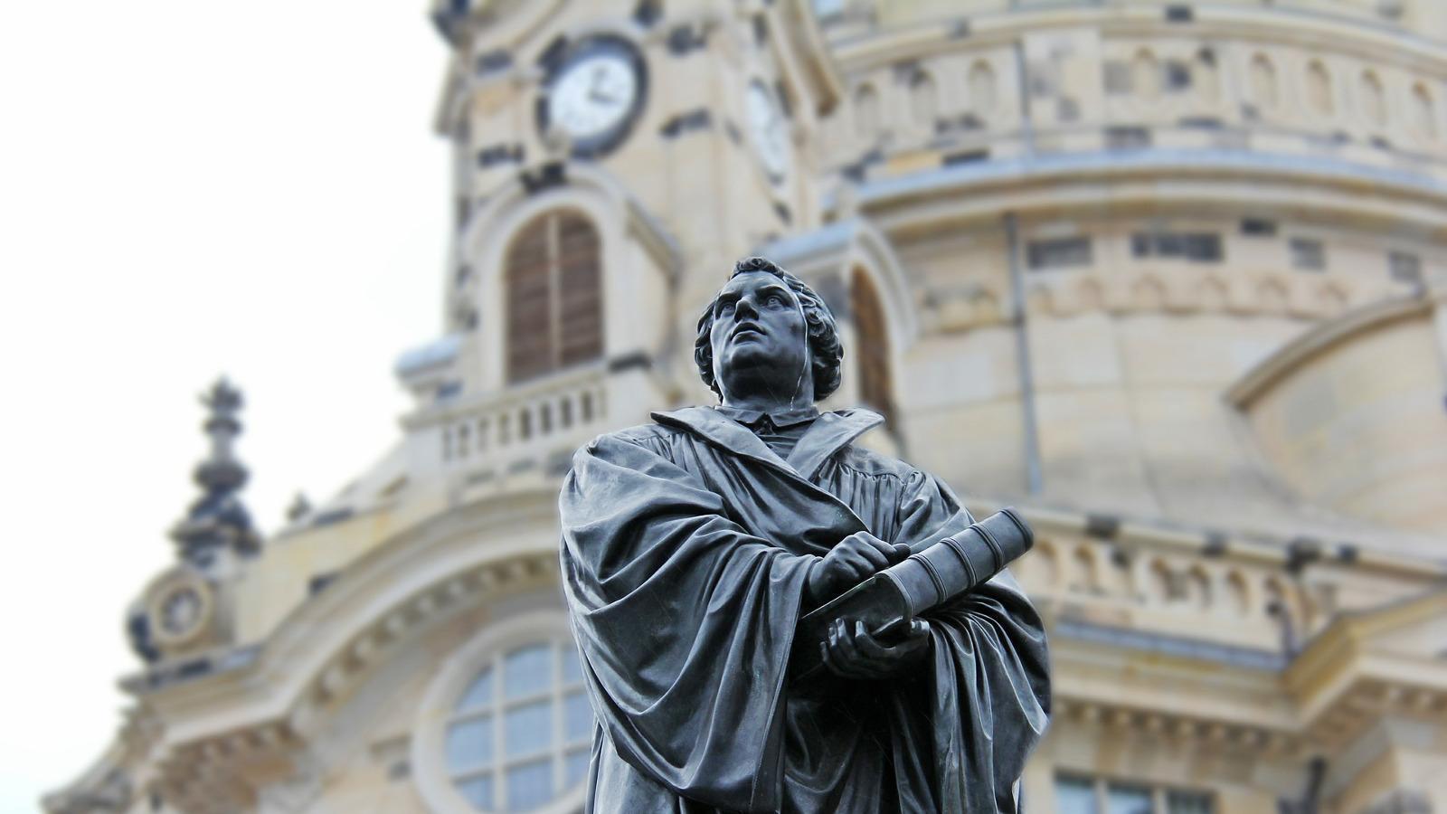 Palabras de Lutero a un predicador desanimado