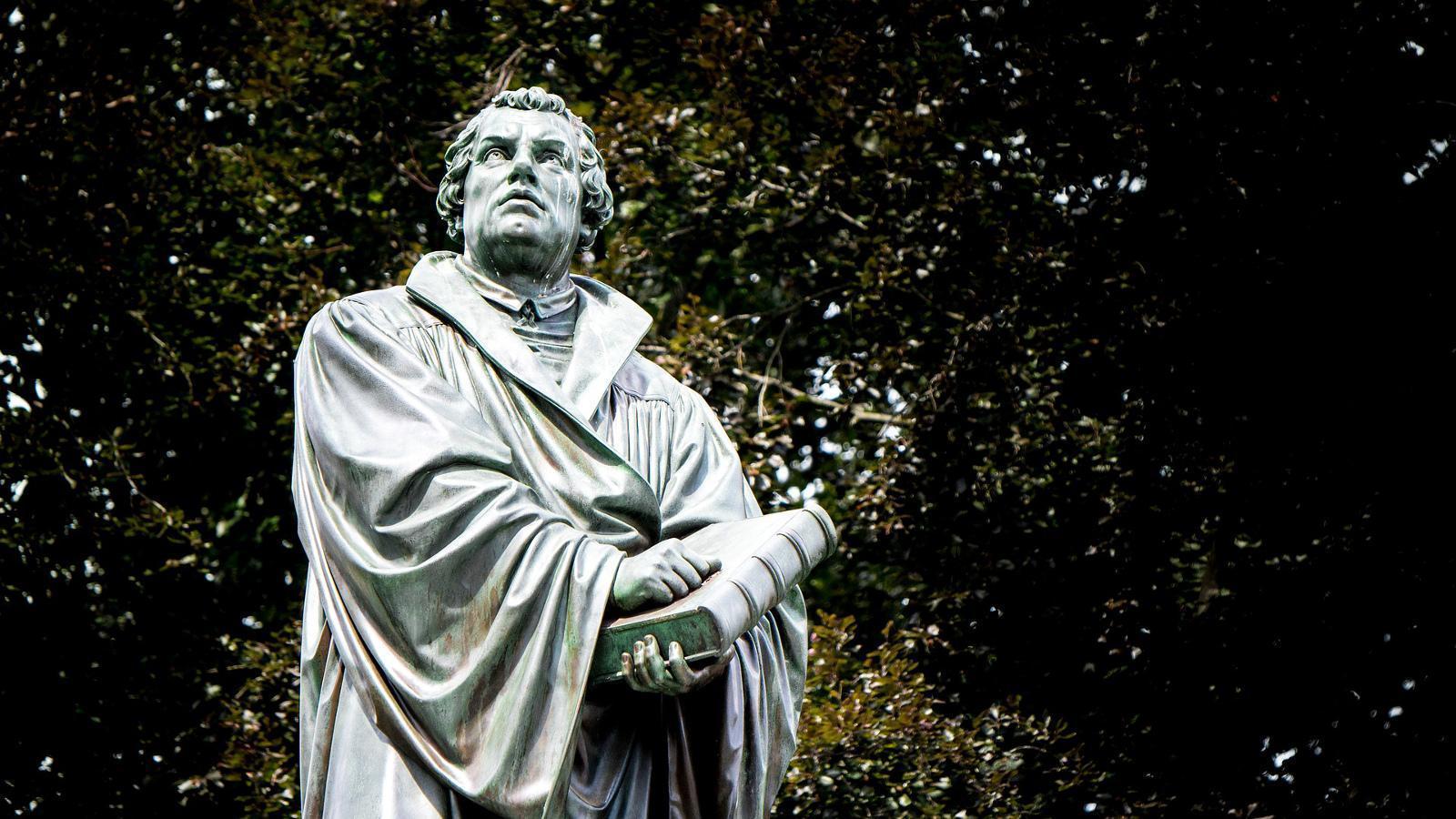 Lutero versus el diablo