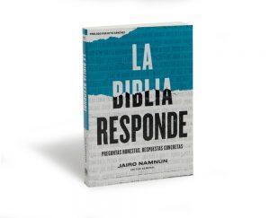 Nuevo libro: La Biblia responde