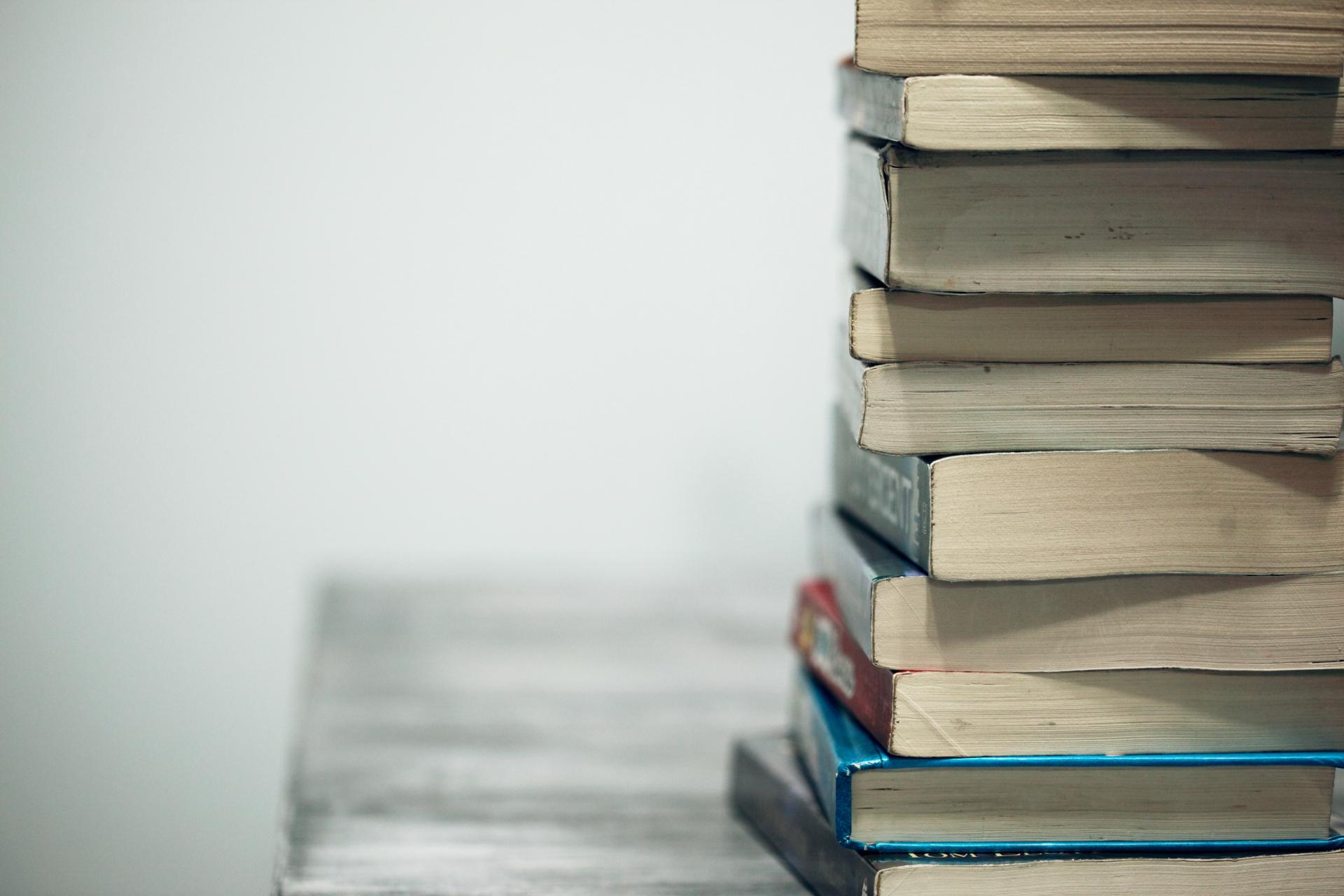 Hablando de libros (enero-marzo 2019)
